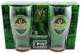 Collezione Guinness Ireland, confezione da 2 bicchieri
