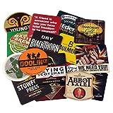 bar@drinkstuff Lotto di 50 tradizionali stuoie di birra assortite - Drink...