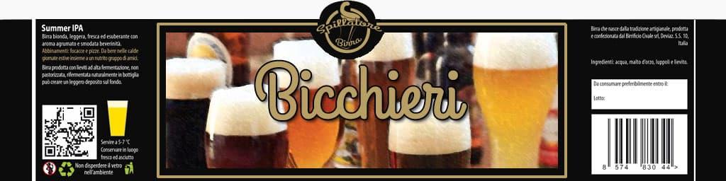 Bicchieri da birra
