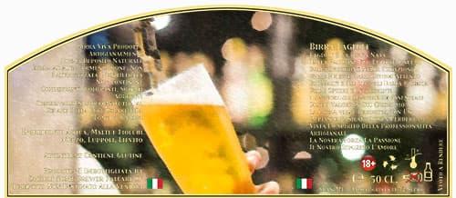 spillare birra